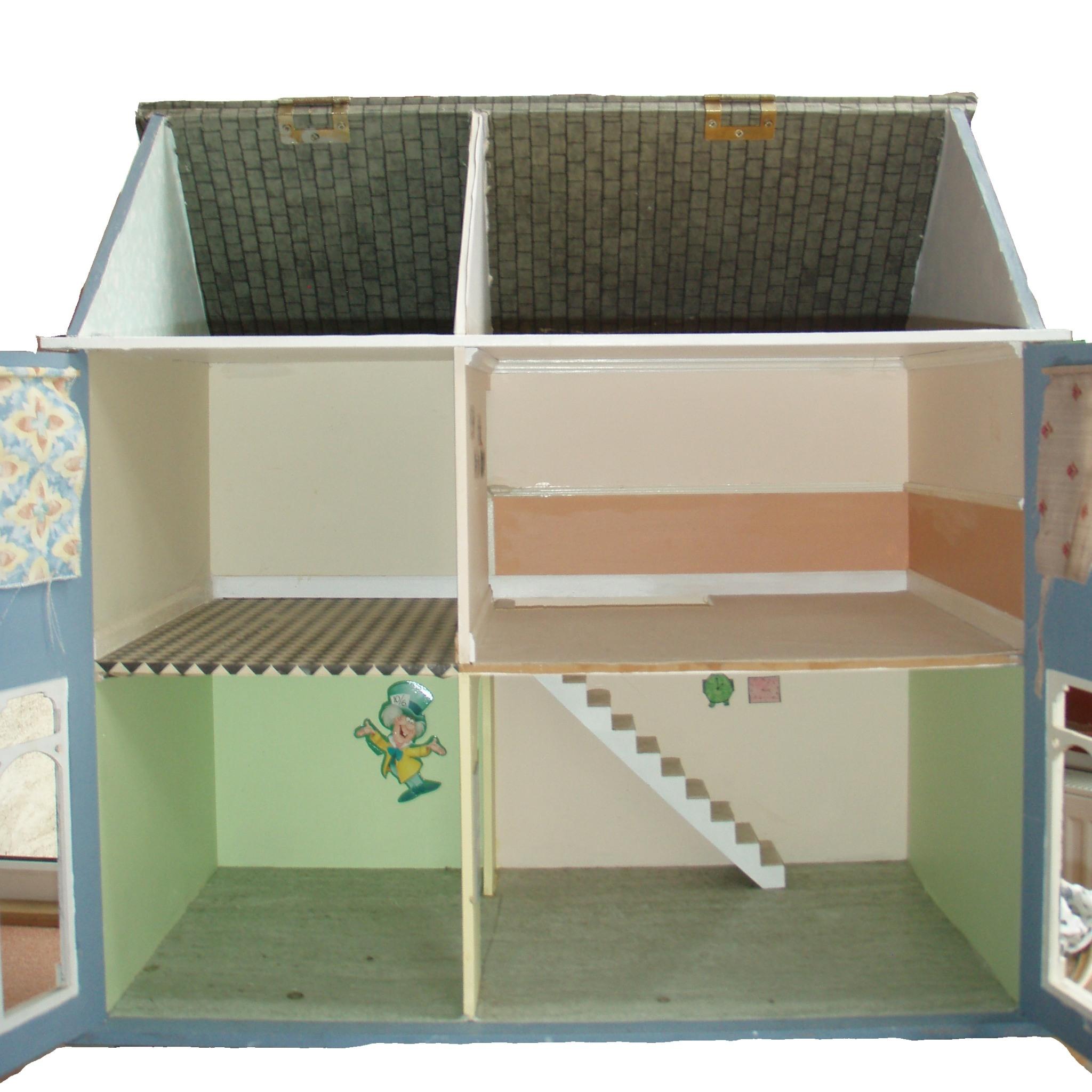 původní stav - interiér 2