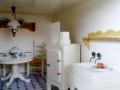 pravá stěna kuchyně