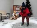vánoční výloha 4