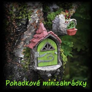 Pohádkové minizahrádky - ikona na rozcestí