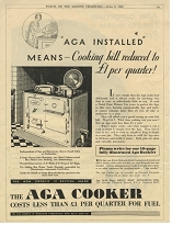 AGA - advert