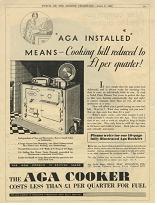 AGA - advert