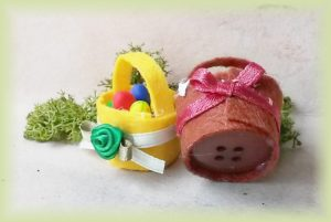 Velikonoce - košíky