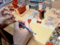 Fujimi Tools Remix lakování